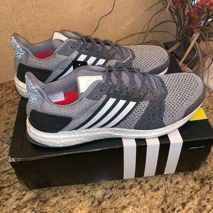 Men's Adidas solar performance running shoes